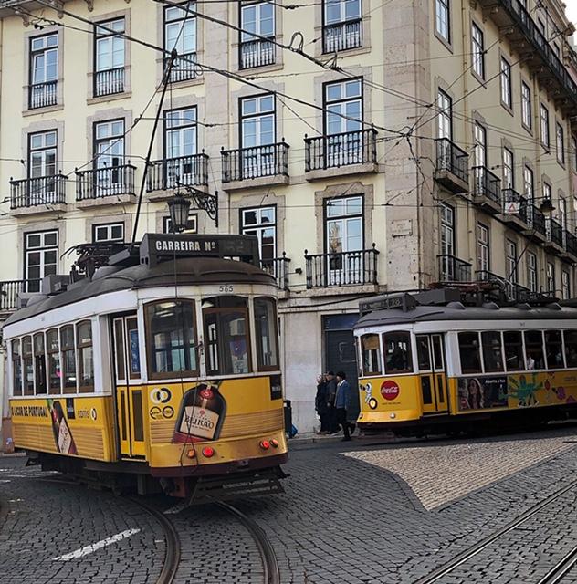 Konferensresa och Gruppresa Utomlands Till Lissabon