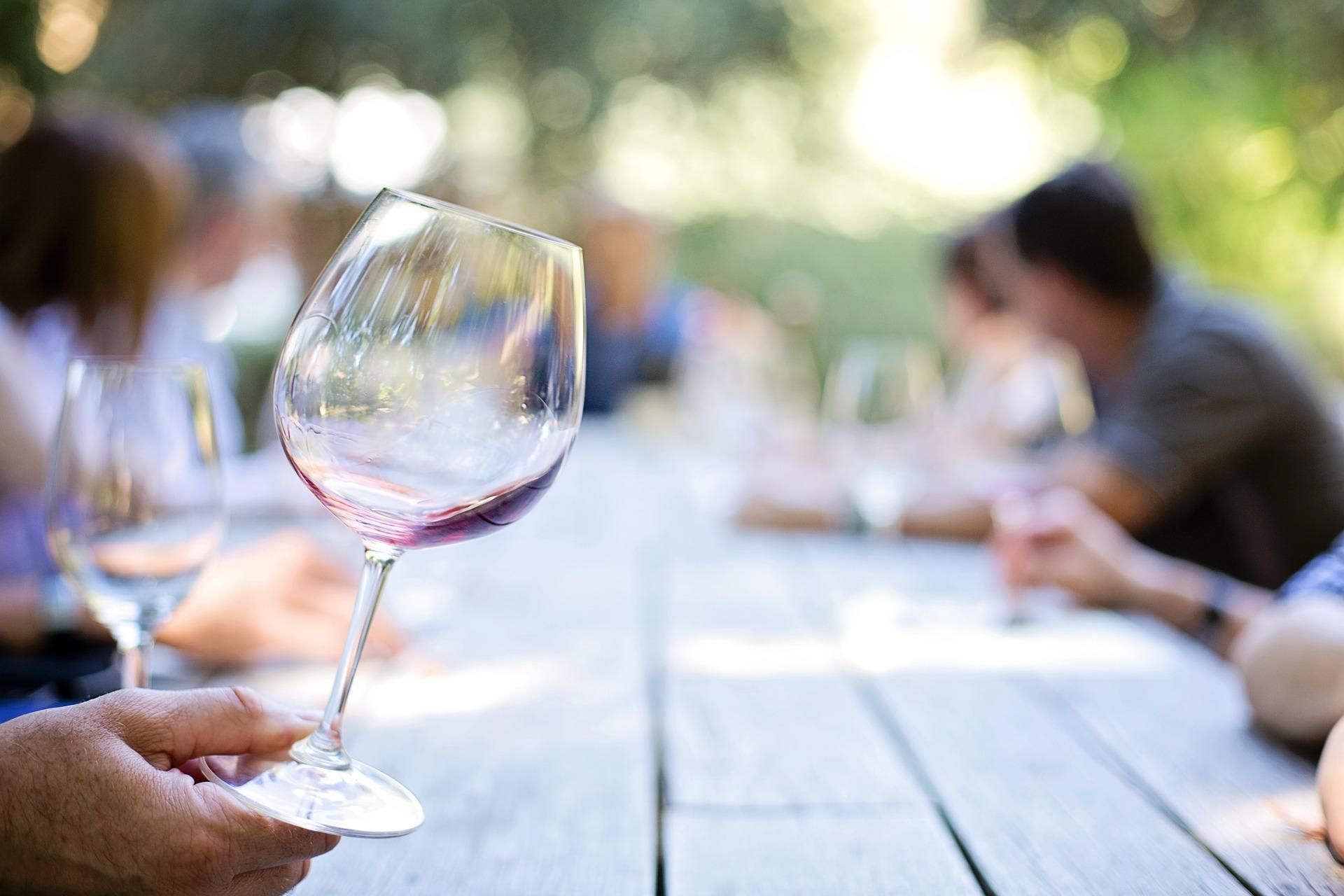 Vinprovning i Stockholm 2021