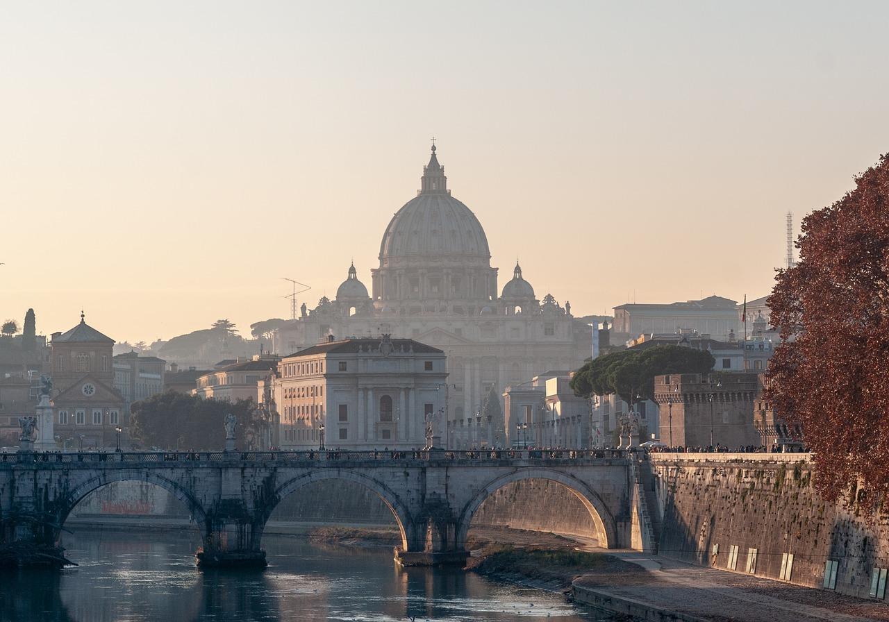 Konferensresa och gruppresa utomlands till Rom