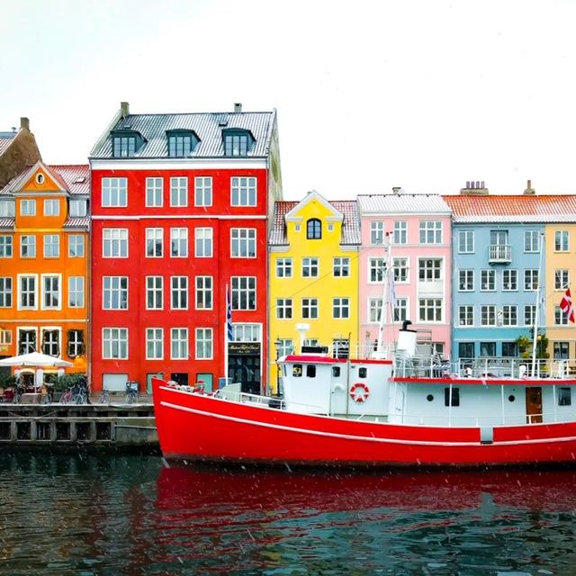 Konferensresa och Gruppresa Utomlands Till Köpenhamn