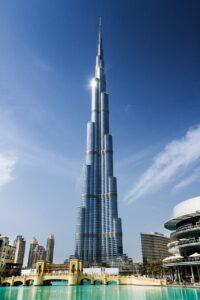 Burj Kalifha Dubai Expo 2020